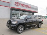 2010 Black Toyota Tundra TRD Rock Warrior Double Cab 4x4 #50827884
