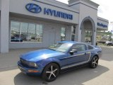2006 Vista Blue Metallic Ford Mustang V6 Premium Coupe #50827894