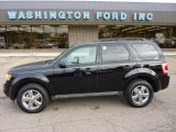 2009 Black Pearl Slate Metallic Ford Escape XLT 4WD #50828070