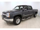 2003 Chevrolet Silverado 1500 LS Crew Cab 4x4 Data, Info and Specs