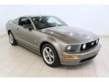 2005 Mineral Grey Metallic Ford Mustang GT Premium Coupe #50828209