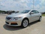 2012 White Gold Metallic Volkswagen CC Sport #50870650