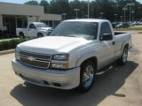 2006 Silver Birch Metallic Chevrolet Silverado 1500 LS Regular Cab #50870667