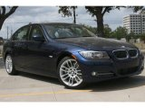 2011 Deep Sea Blue Metallic BMW 3 Series 335d Sedan #50870682