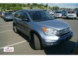 2010 Glacier Blue Metallic Honda CR-V EX #50870306