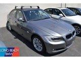 2011 Space Gray Metallic BMW 3 Series 328i Sedan #50870536