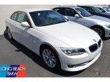 2011 Mineral White Metallic BMW 3 Series 328i Convertible #50870542