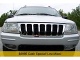 2002 Bright Silver Metallic Jeep Grand Cherokee Limited 4x4 #50870798