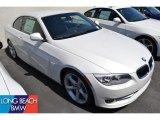 2011 Mineral White Metallic BMW 3 Series 335i Convertible #50870543