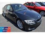 2011 Black Sapphire Metallic BMW 3 Series 335i Coupe #50870545