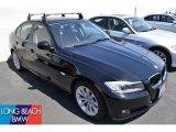 2011 Jet Black BMW 3 Series 328i Sedan #50870548