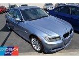 2011 Blue Water Metallic BMW 3 Series 328i Sedan #50870557