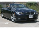 2007 Monaco Blue Metallic BMW 3 Series 328i Convertible #50870695