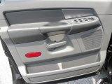 2007 Dodge Ram 1500 SLT Quad Cab Door Panel