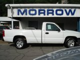 2003 Summit White Chevrolet Silverado 1500 Regular Cab #50870454