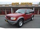 2000 Toreador Red Metallic Ford Explorer XLT 4x4 #50870815