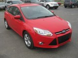 2012 Race Red Ford Focus SE Sport 5-Door #50870601