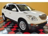 Platinum Ice Metallic Buick Enclave in 2008
