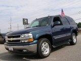 2005 Dark Blue Metallic Chevrolet Tahoe LT 4x4 #50870852