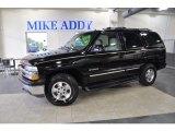 2002 Onyx Black Chevrolet Tahoe Z71 4x4 #50870505