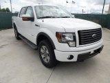 2011 Oxford White Ford F150 FX4 SuperCrew 4x4 #50870507