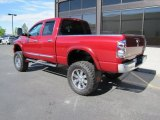 2008 Dodge Ram 3500 Laramie Quad Cab 4x4 Custom Wheels