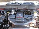 2008 Dodge Ram 3500 Laramie Quad Cab 4x4 6.7 Liter Cummins OHV 24-Valve BLUETEC Turbo-Diesel Inline 6-Cylinder Engine