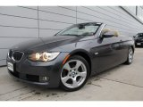 2008 Sparkling Graphite Metallic BMW 3 Series 328i Convertible #50912049