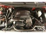 2010 Chevrolet Silverado 1500 LT Extended Cab 4x4 4.8 Liter OHV 16-Valve Vortec V8 Engine