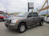 2007 Granite Nissan Titan XE Crew Cab 4x4 #50912232