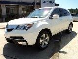2011 Acura MDX Technology
