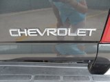 2003 Chevrolet Silverado 2500HD LS Extended Cab 4x4 Marks and Logos