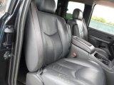 2003 Chevrolet Silverado 2500HD LS Extended Cab 4x4 Dark Charcoal Interior