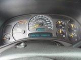 2003 Chevrolet Silverado 2500HD LS Extended Cab 4x4 Gauges