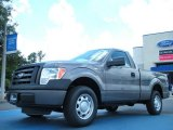 2011 Sterling Grey Metallic Ford F150 XL Regular Cab #50912119