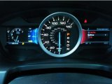 2011 Ford Explorer Limited Gauges