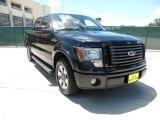 2010 Tuxedo Black Ford F150 FX2 SuperCrew #50912265