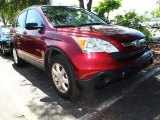 2008 Tango Red Pearl Honda CR-V EX #50912007