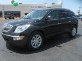 2011 Carbon Black Metallic Buick Enclave CXL #50912466