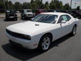 2011 Bright White Dodge Challenger SE #50912646