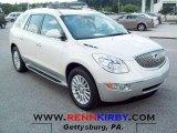 2011 White Diamond Tricoat Buick Enclave CXL AWD #50912481