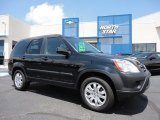 2006 Nighthawk Black Pearl Honda CR-V EX 4WD #50912187
