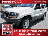 2002 Stone White Jeep Grand Cherokee Laredo 4x4 #50912683