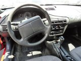 1999 Chevrolet Cavalier Coupe Dashboard