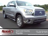 2010 Silver Sky Metallic Toyota Tundra Limited CrewMax 4x4 #50912524