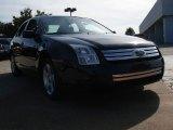 2008 Black Ebony Ford Fusion SE V6 #50912535