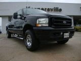 2003 Black Ford F250 Super Duty FX4 Crew Cab 4x4 #50912539