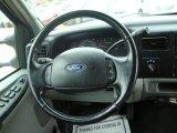 2003 Ford F250 Super Duty FX4 Crew Cab 4x4 Steering Wheel