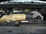 2003 Ford F250 Super Duty FX4 Crew Cab 4x4 7.3 Liter OHV 16 Valve Power Stroke Turbo Diesel V8 Engine
