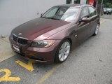 2006 Barrique Red Metallic BMW 3 Series 330i Sedan #50912357